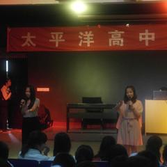 高二传媒班艺术节汇演