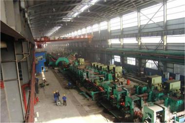 年產80萬噸高棒生產線裝備