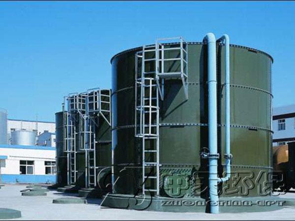 曝氣生物濾池