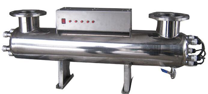 不銹鋼304紫外線消毒器