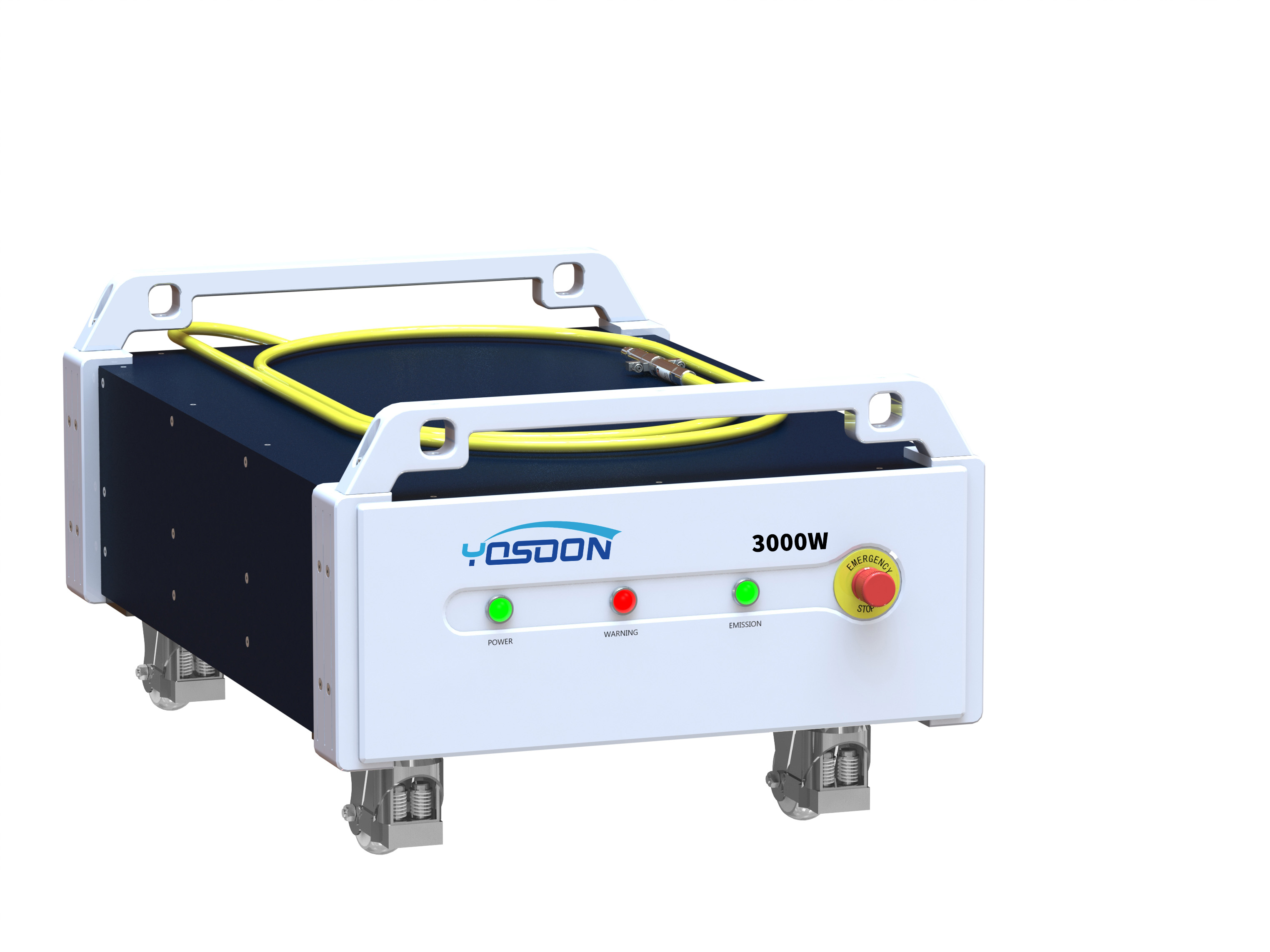 High power continuous fiber laser -3000W