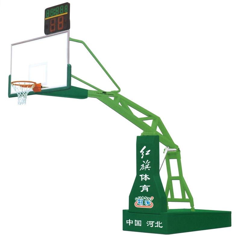 HQ-1001B 電動液壓籃球架