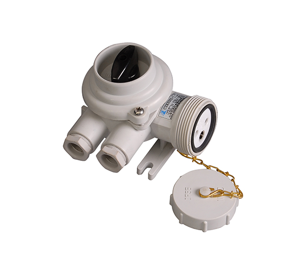 CZKS202-3 10A marine nylon socket with switch