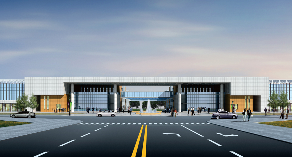 贵州市大兴高新科技产业开发区EPC(科技孵化中心配套基础设施建设工程)