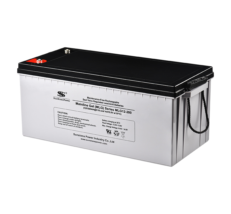 12V 200AH zyklenfest Blei Gel Batterie MF Sealed VRLA Battery