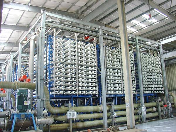 海水淡化工程解決方案