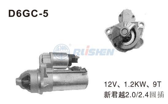 型号:D6GC-5