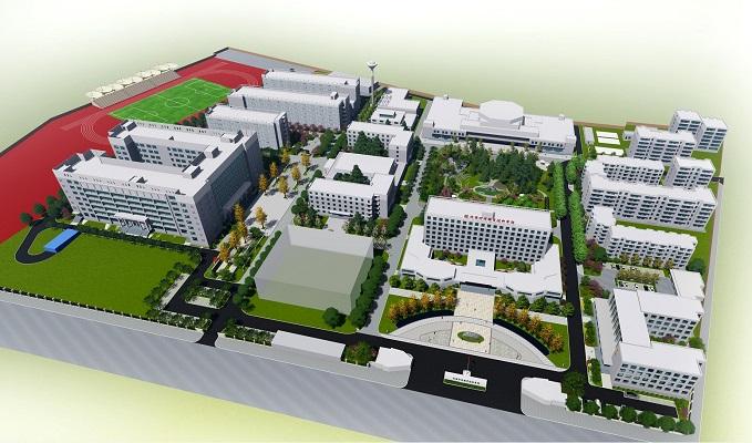 陜西財經職業技術學院校園環境提升工程規劃設計