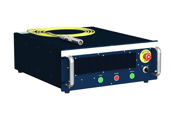 MARS low power continuous fiber laser