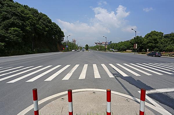320国道富阳段改建工程