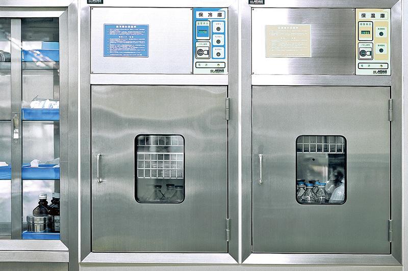 醫用不銹鋼保冷柜