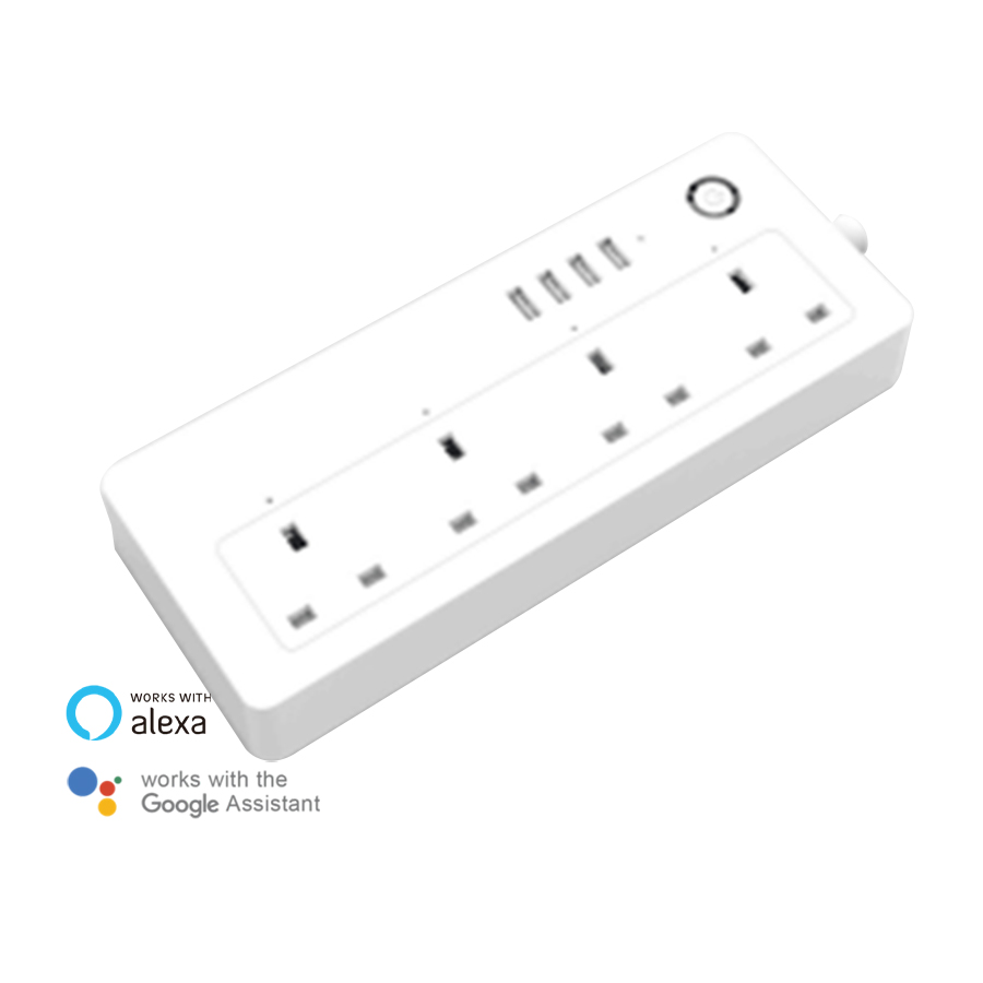 Wi-Fi Power Strip UK