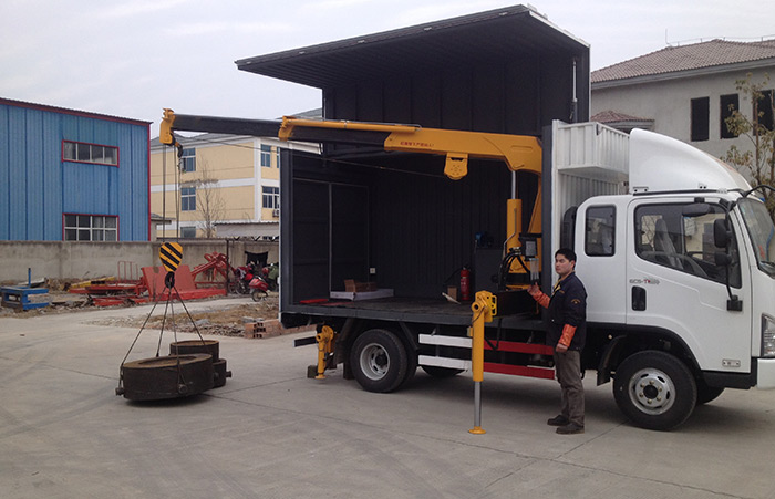 Application case of Jiefang special service vehicle