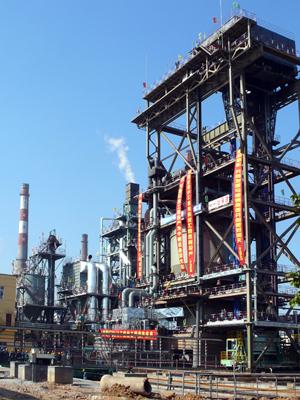妙声力雷达物位计钢铁行业应用