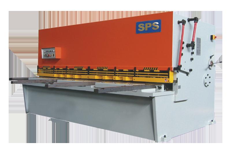QC12Y 系列液压摆式剪板机