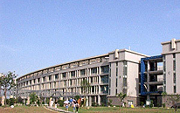 外国语大学教学楼