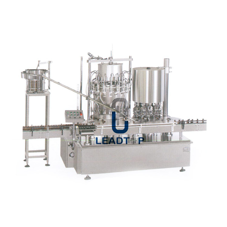YG18/12 Series Rotary Liquid Filling and Capping Monobloc