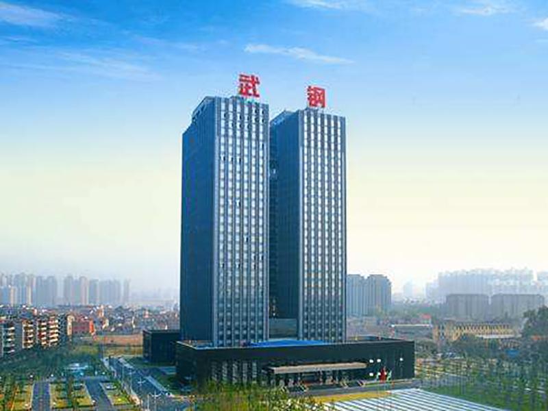 武汉钢铁(集团)公司武钢8号高炉消防项目