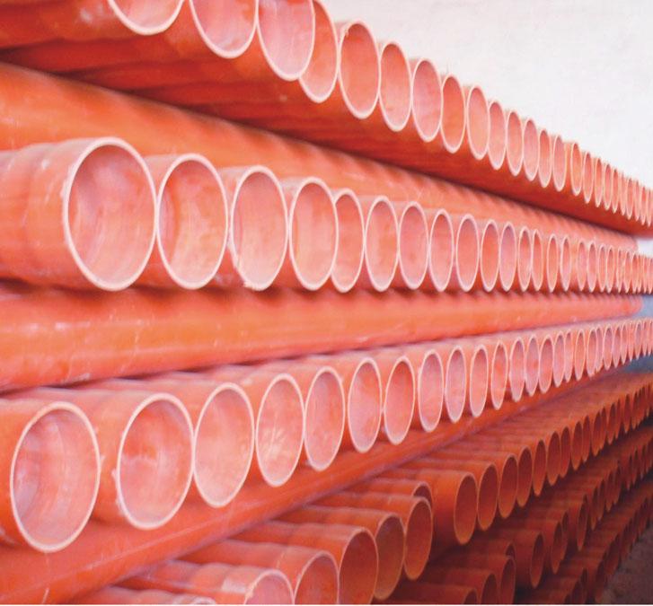 PVC-C高壓電纜保護管