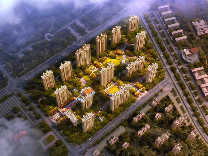 吳江市華潤凱旋門項目一期二標段工程