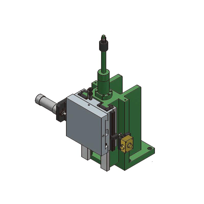 十字型立式油壓滑座