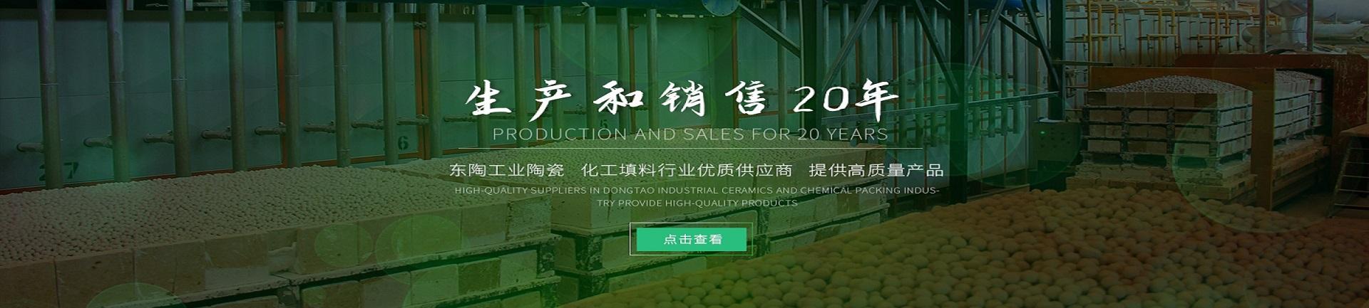 萍乡东陶陶瓷-化工填料行业优质供应商