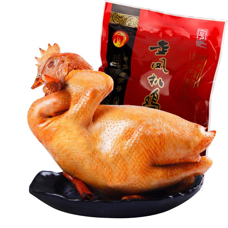 金鳳柴雞扒雞600g