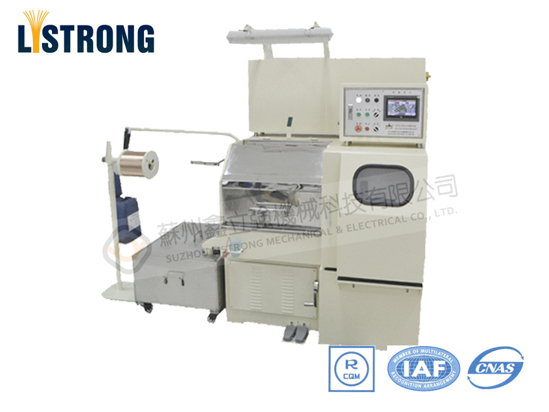 SPS120-24 Extremely Fine Wire Drawing Machine