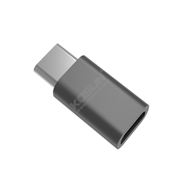 Micro USB to Type-C adapter