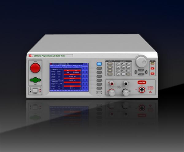 程控安規綜合測試儀(AC/DC/IR/GR) CS9932AS