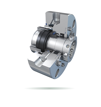 Mechanical seals for pumps