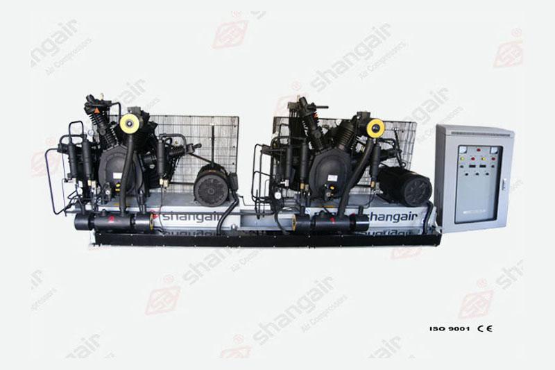 80SH、81SH系列空氣壓縮機(雙機)