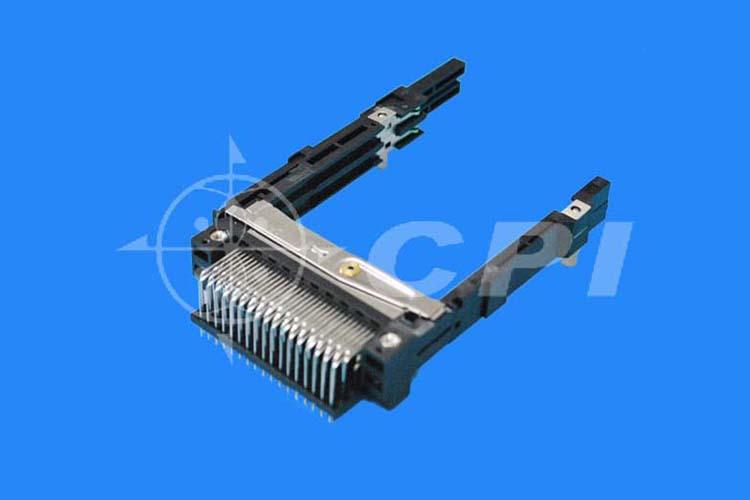 PC68公座雙層墊高5.0mm右中鐵推桿后凸臺螺絲