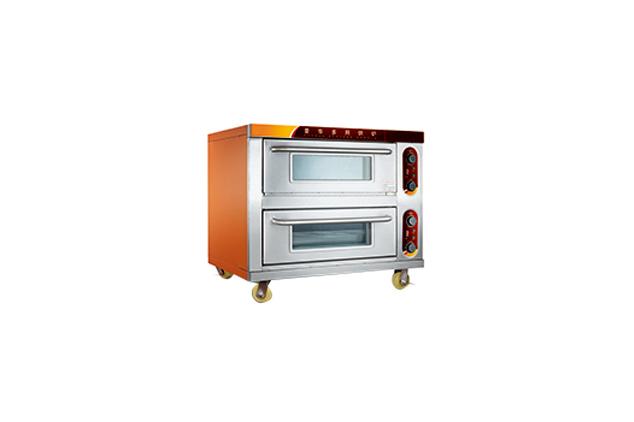 雙門遠紅外電烤箱