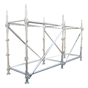Kwikstage Scaffold Vertical