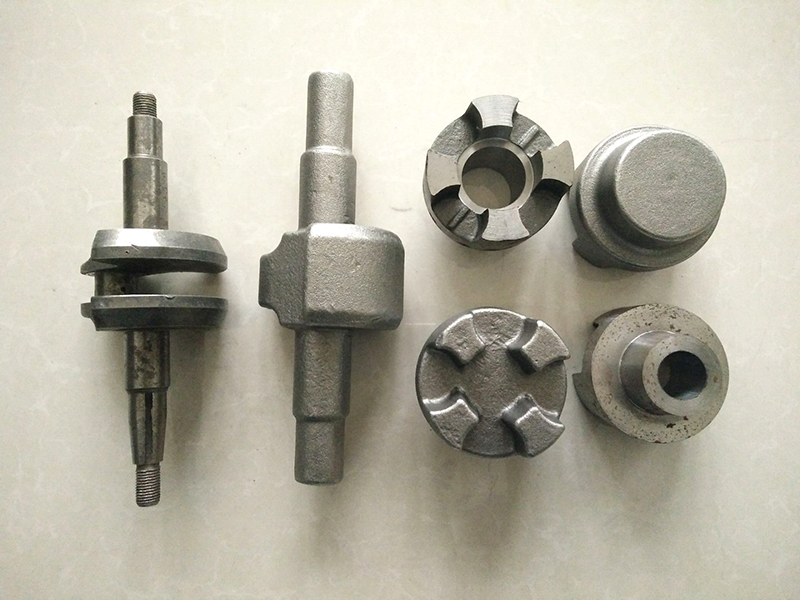 Eccentric shaft; coupling