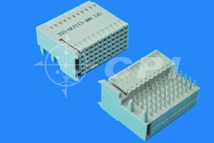 Hard Metric 母座C 型連接器