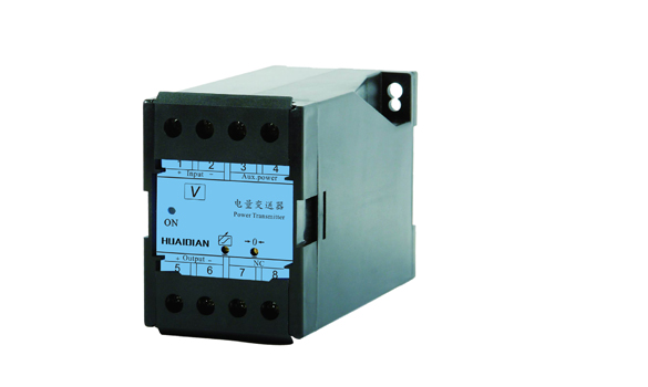DC voltage transmitter
