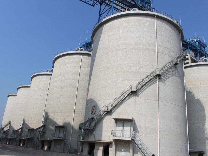 廣東省儲備糧東莞直屬庫二期工程土建施工(第2標段2)
