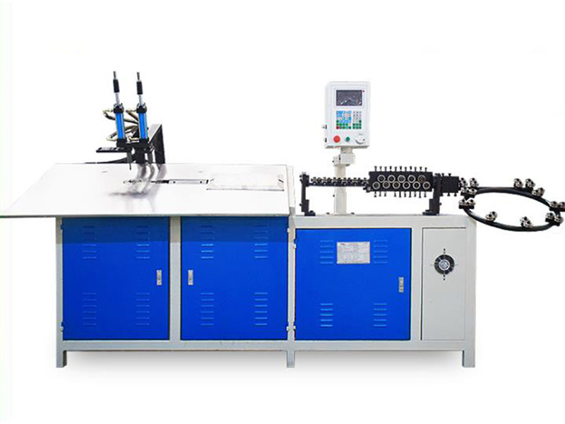 2D wire bending machine (5)