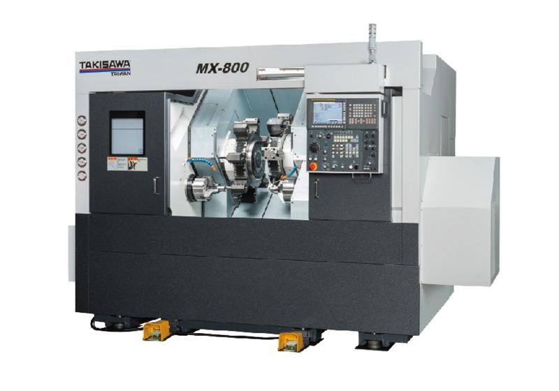 車銑復合機MX-800
