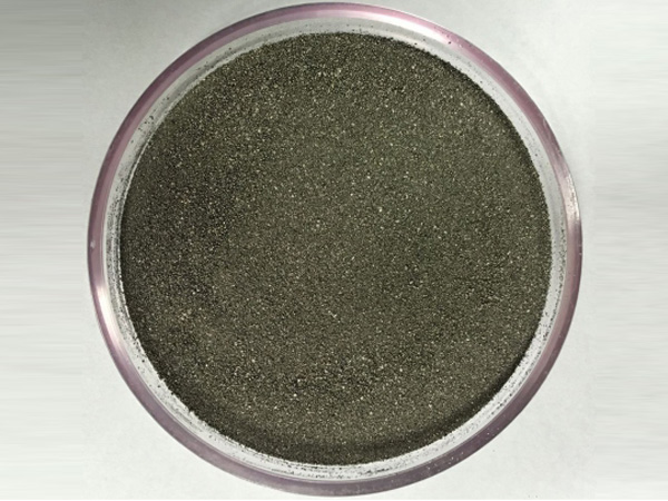 SOLID SOLUTION POWDERRS OF TANTALUM-NIOBIUM CARBIDE