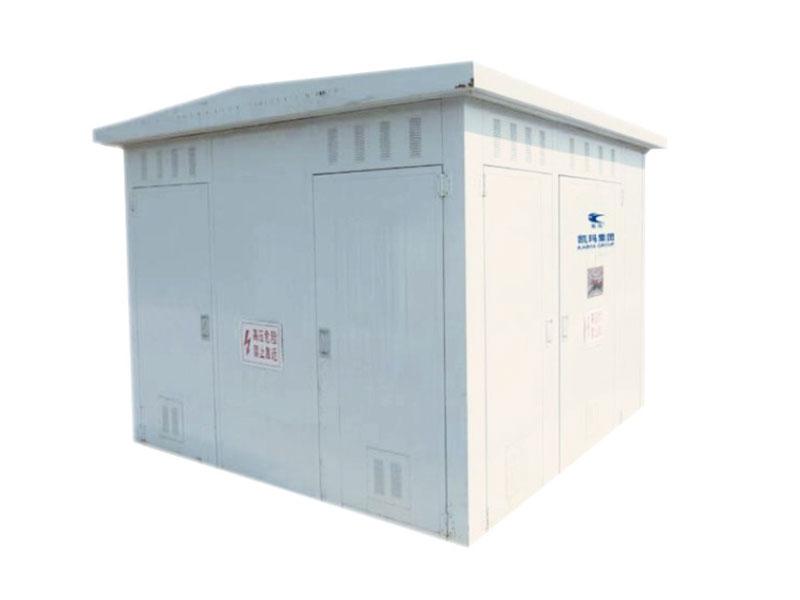 KWBB-12智能型高压户外箱式无功补偿成套装置