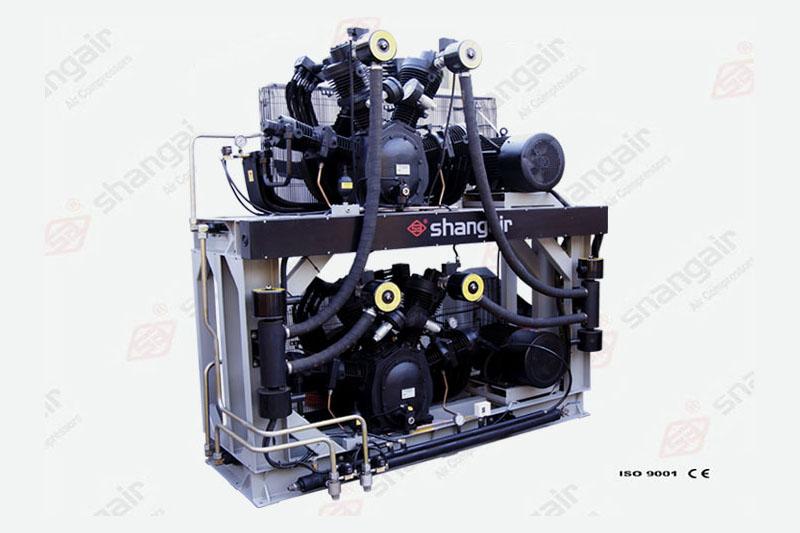 83SW系列无油空压机(双层)