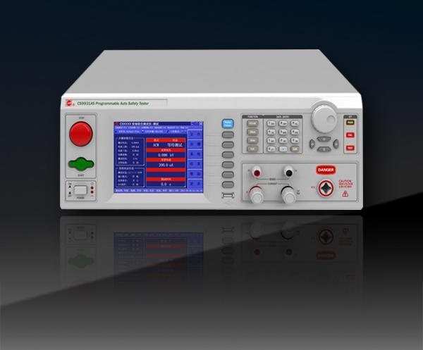 程控安規綜合測試儀(AC/DC/LC/GR) CS9931AS