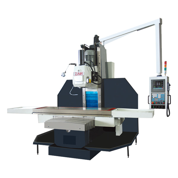 XKQ1850/2150/2250 CNC powerful milling machine