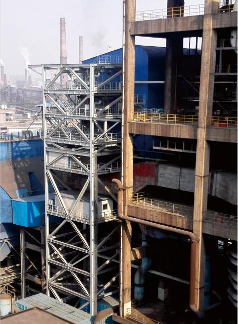 新余市電廠脫硫、脫硝工程