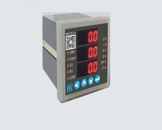 MFC914系列单相可编程电力仪衰型号列表