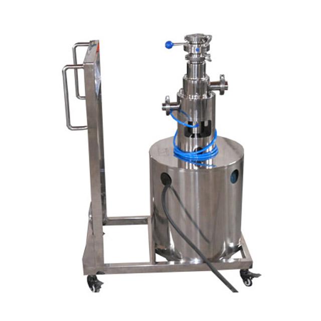 立式粉液混合机