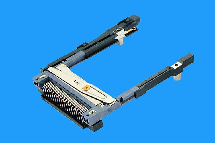 PC68公座單層墊高5.0mm右短塑膠推桿